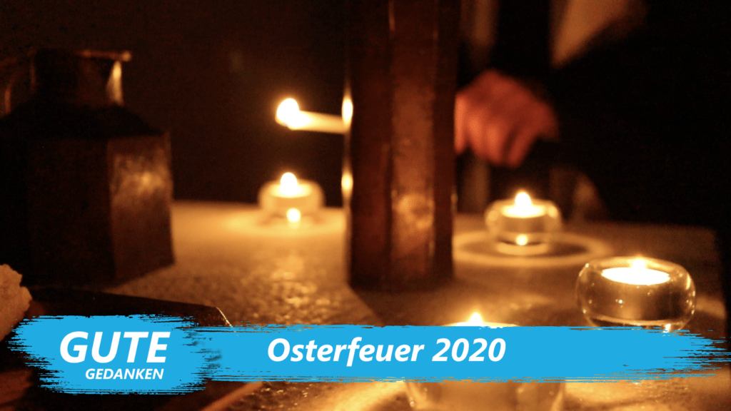 Osterfeuer 2020